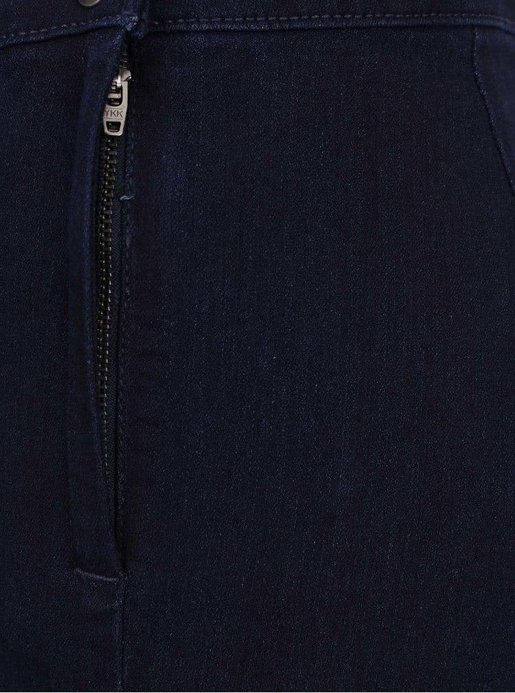 Pantaloni scurti albastri ONLY Rain din denim