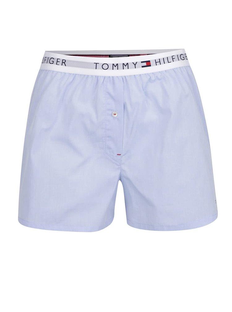 Boxeri cu print logo Tommy Hilfiger