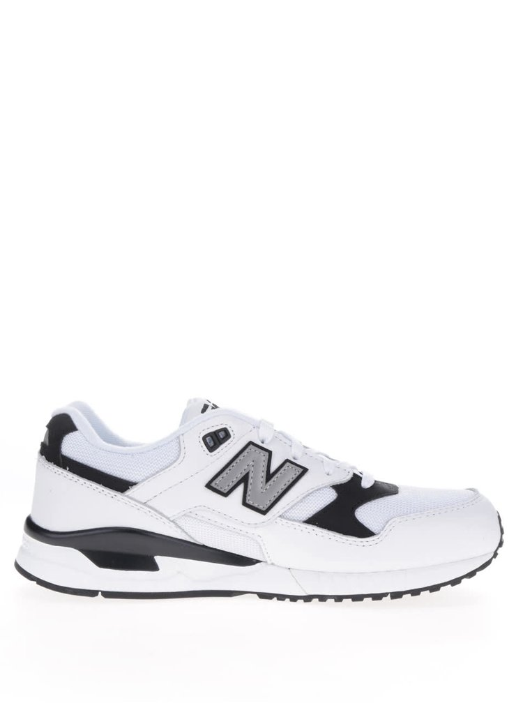Pantofi sport alb&negru New Balance 530