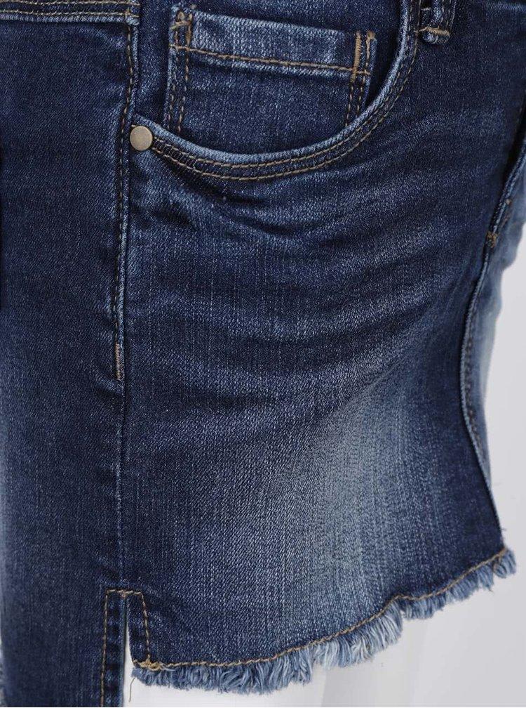 Modrá džínová sukně name it Abett