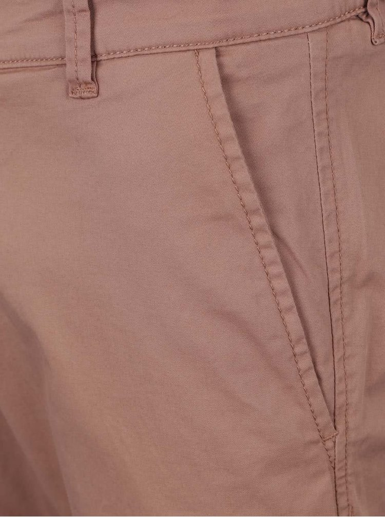 Pantaloni scurti bej Selected Homme Paris