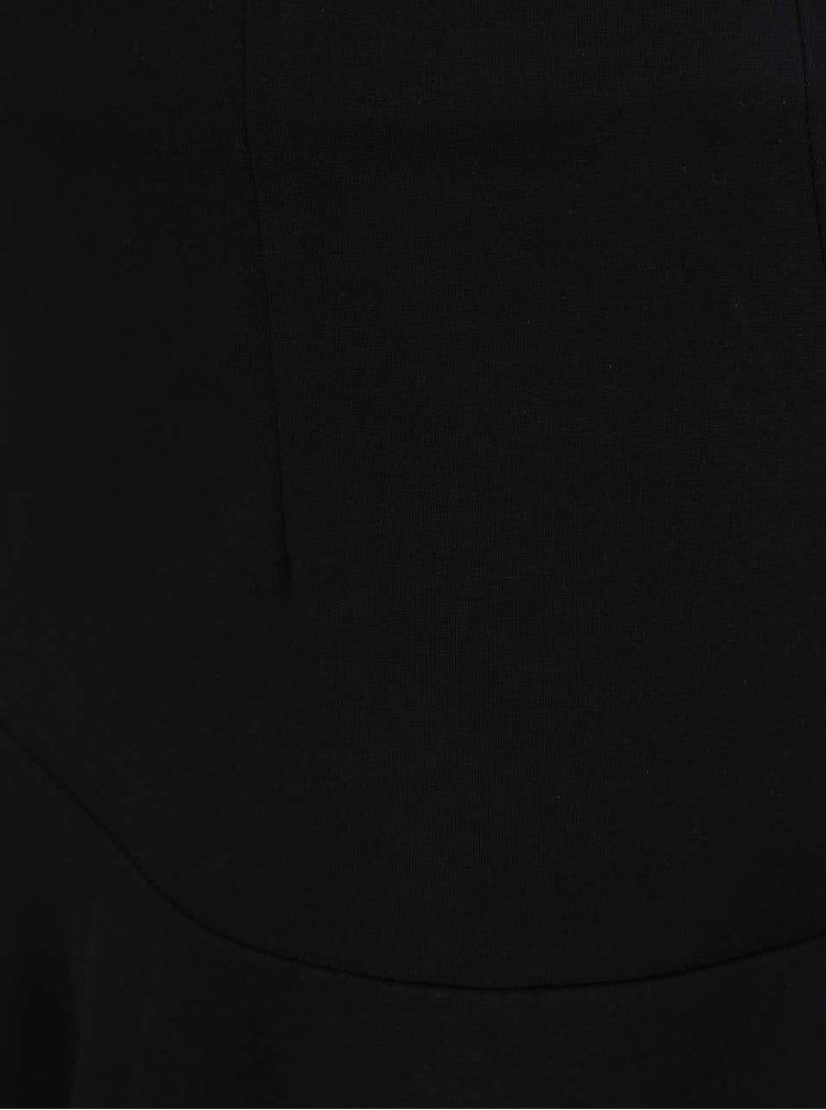 Fustă neagră VILA Riasta
