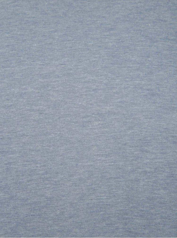 Tricou basic albastru deschis  Burton Menswear London