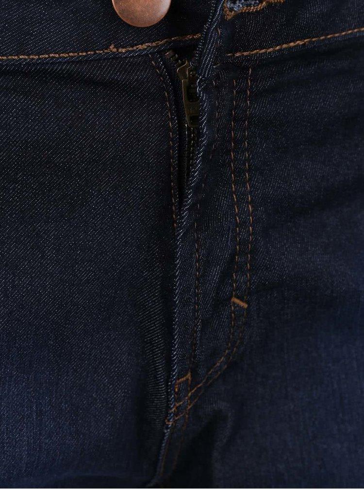 Pantaloni scurti albastru inchis Dorothy Perkins din denim