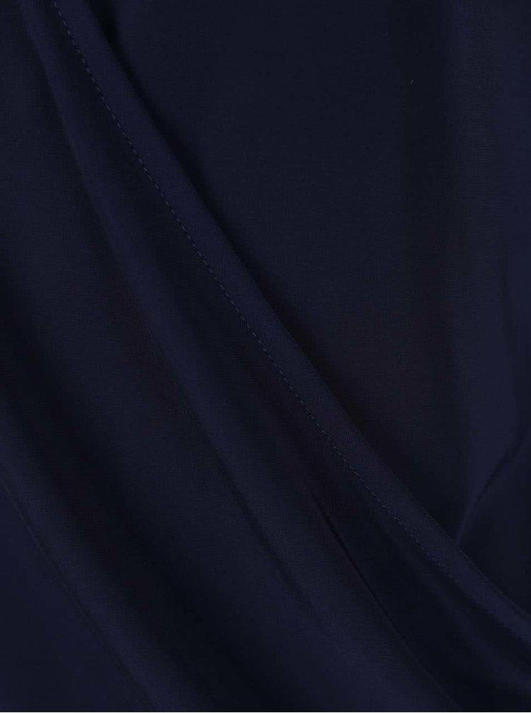 Bluză albastru închis Dorothy Perkins fără mâneci