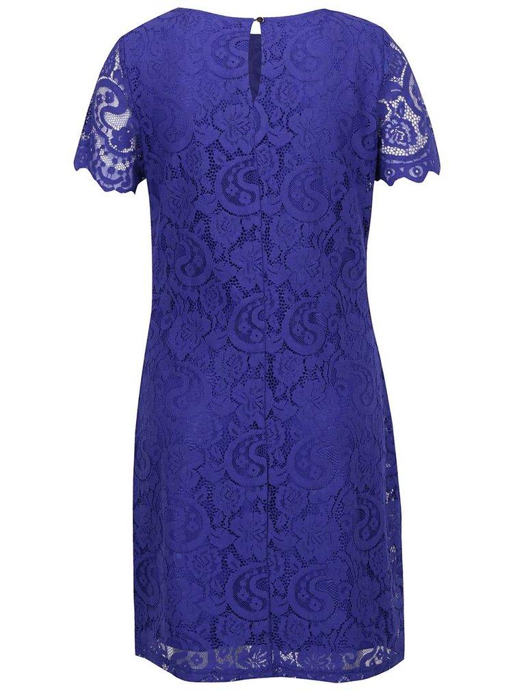 Rochie albastră Dorothy Perkins din dantelă