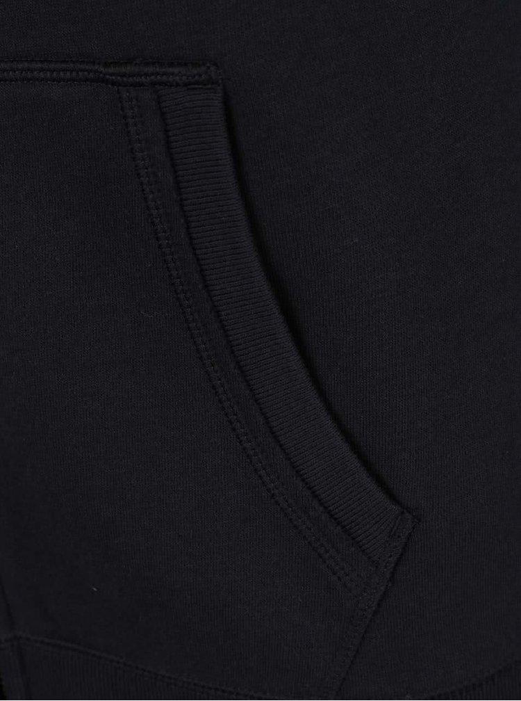 Hanorac negru Under Armour Favorite Fleece FZ pentru femei