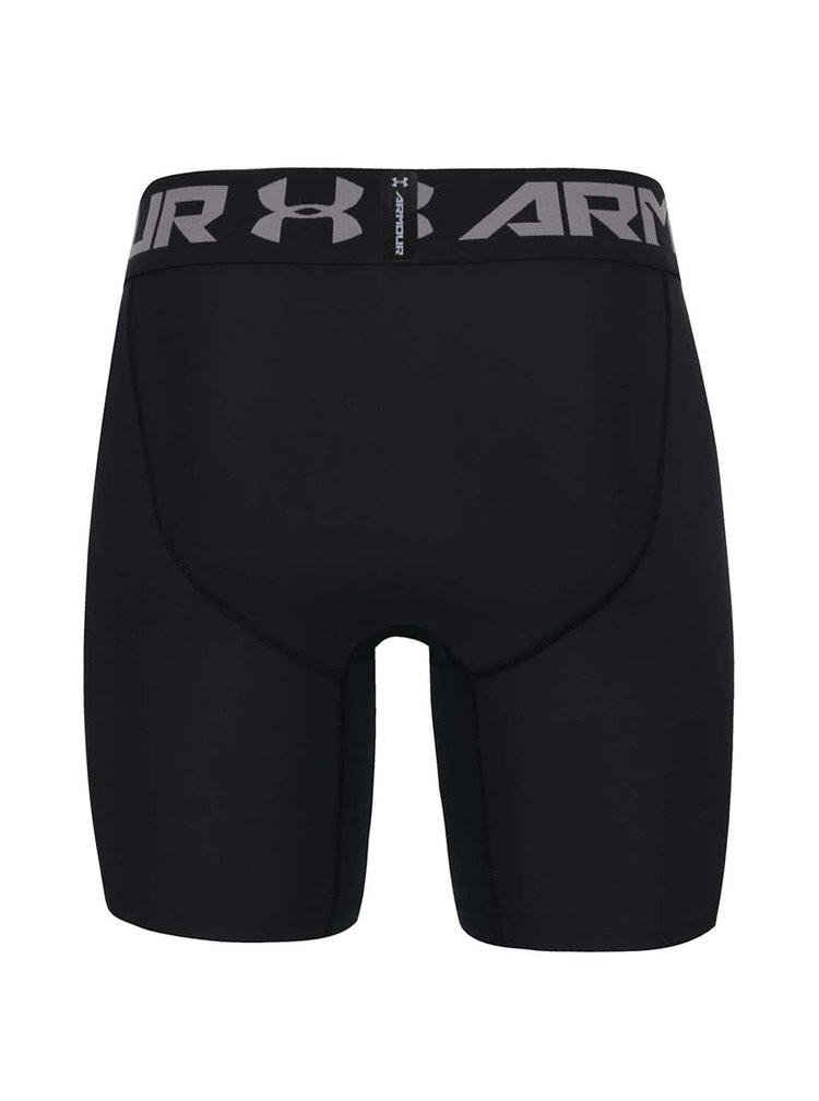 Pantaloni scurți negri Under Armour COMP