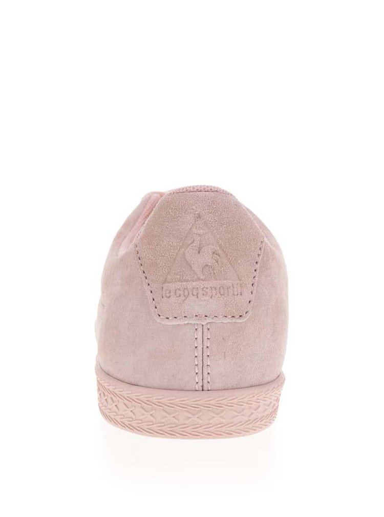 Pantofi sport roz prăfuit Le Coq Sportif Charline