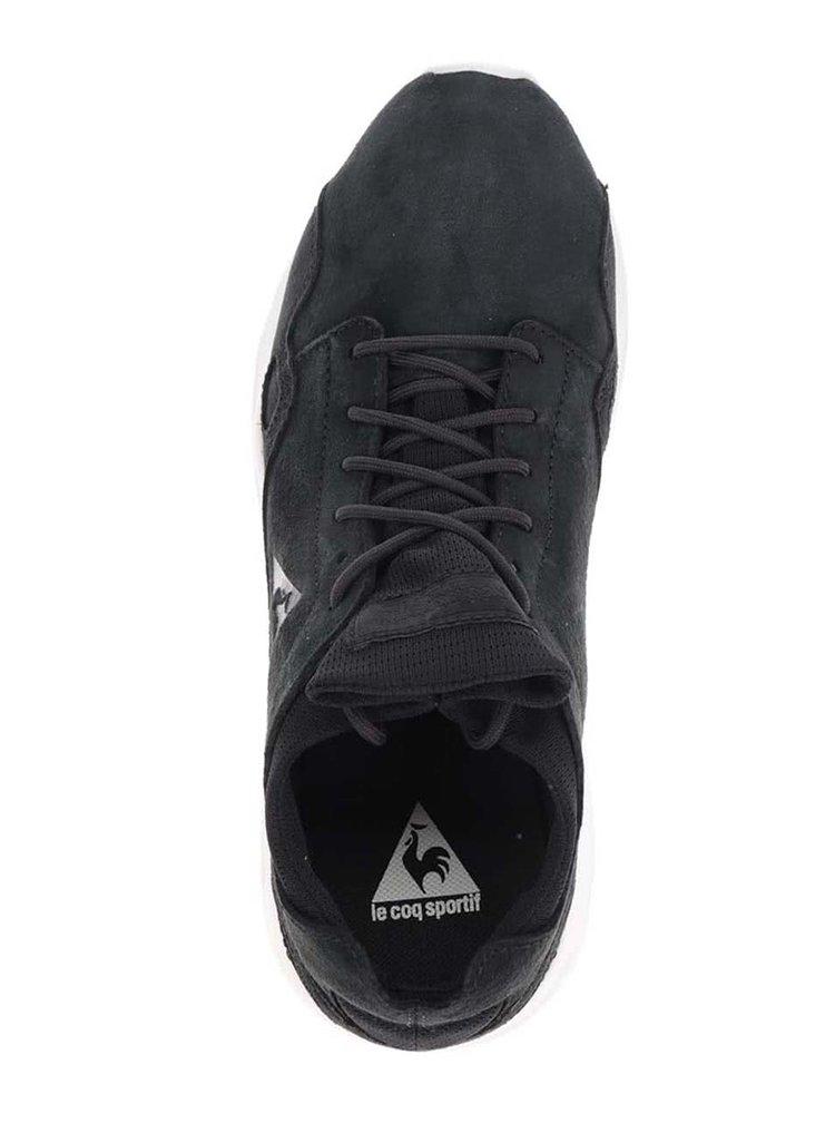 Pantofi sport negri Le Coq Sportif Flow