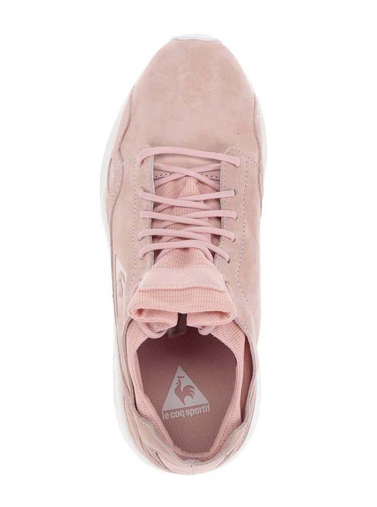 Pantofi sport roz prăfuit Le Coq Sportif Flow
