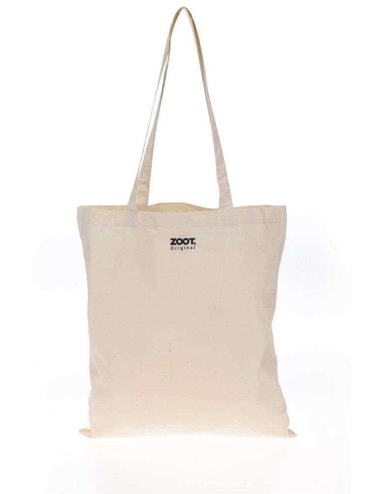 Krémová plátěná taška ZOOT Original Zavařeniny