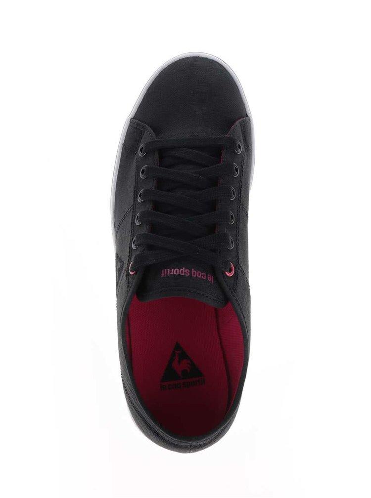 Pantofi sport negri Le Coq Sportif Setone