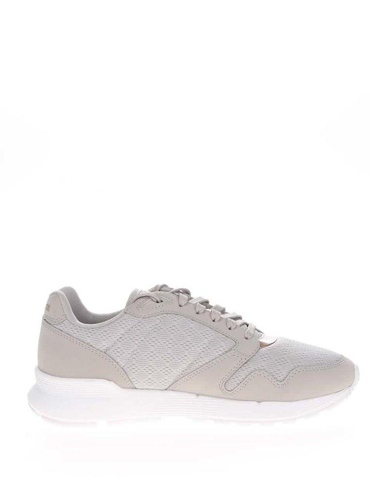Pantofi sport bej Le Coq Sportif Omega