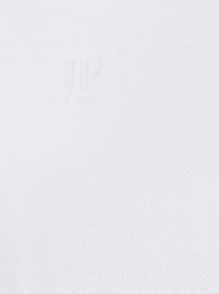 Bílé triko s logem JP 1880
