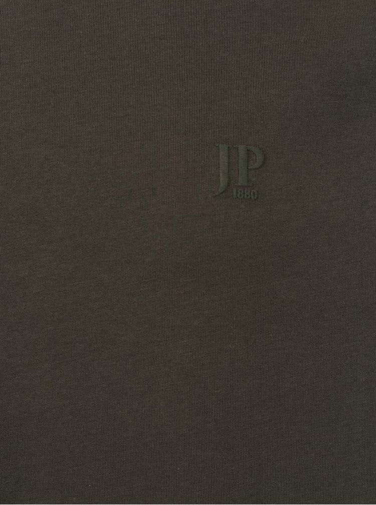 Khaki triko s logem JP 1880