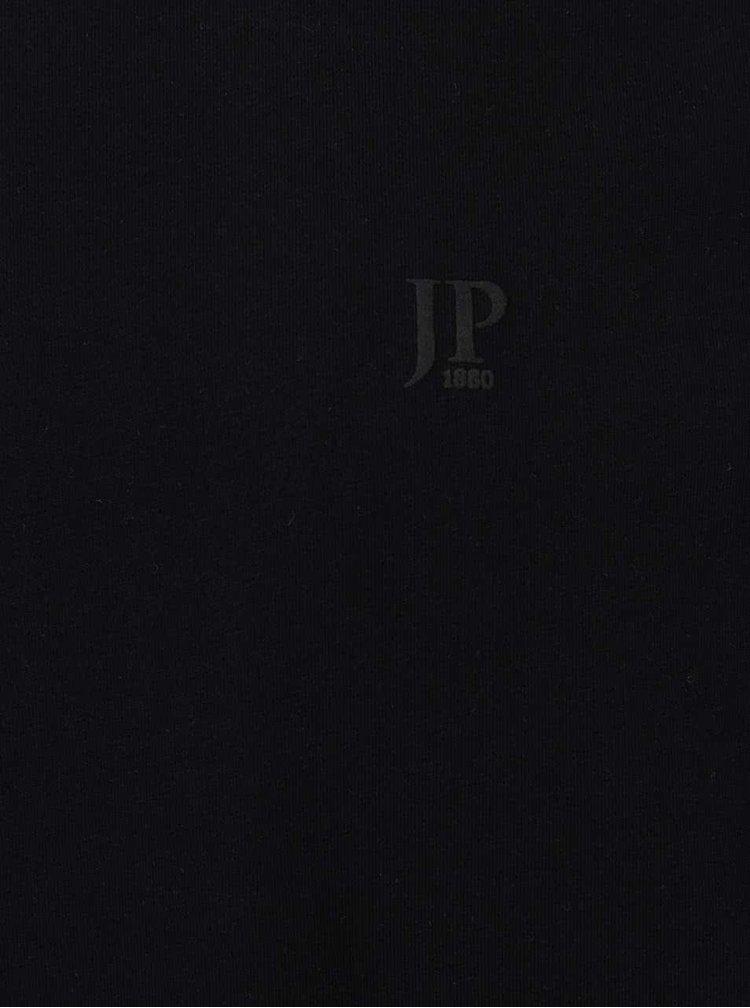 Set de 2 tricouri negre JP 1880 din bumbac cu logo