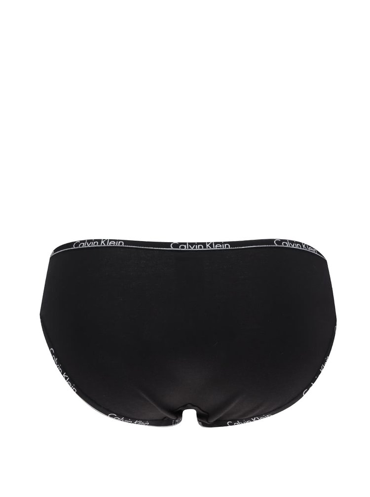 Sada dvou kalhotek v černé barvě Calvin Klein