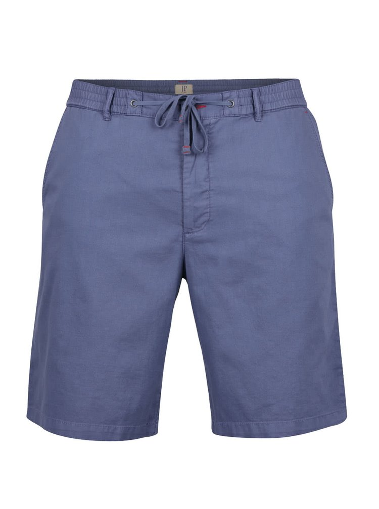 Pantaloni scurți albaștri JP 1880 din bumbac