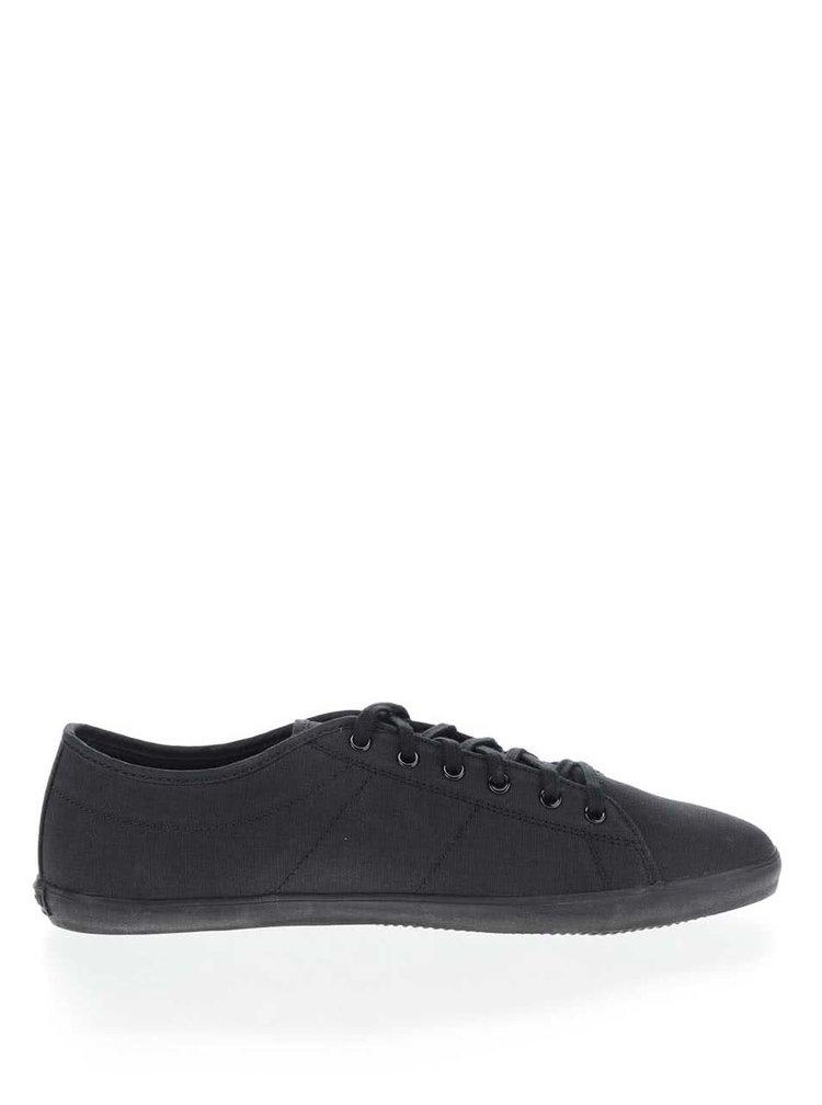 Pantofi sport negri Le Coq Sportif Slimset