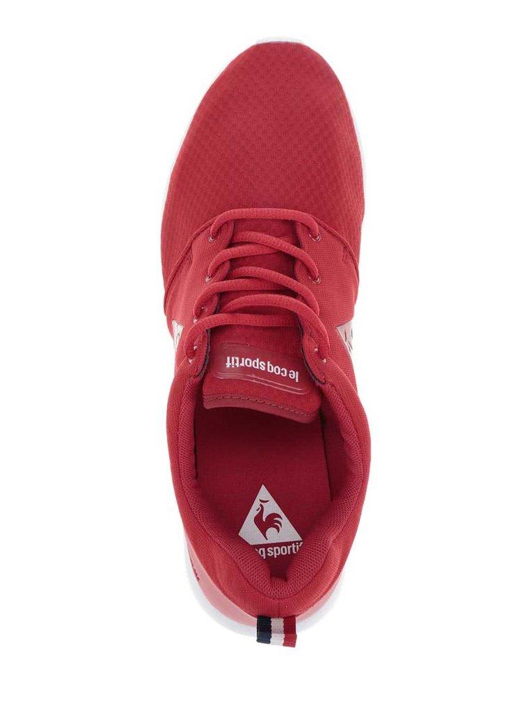 Pantofi sport roșii Le Coq Sportif Dynamcomf