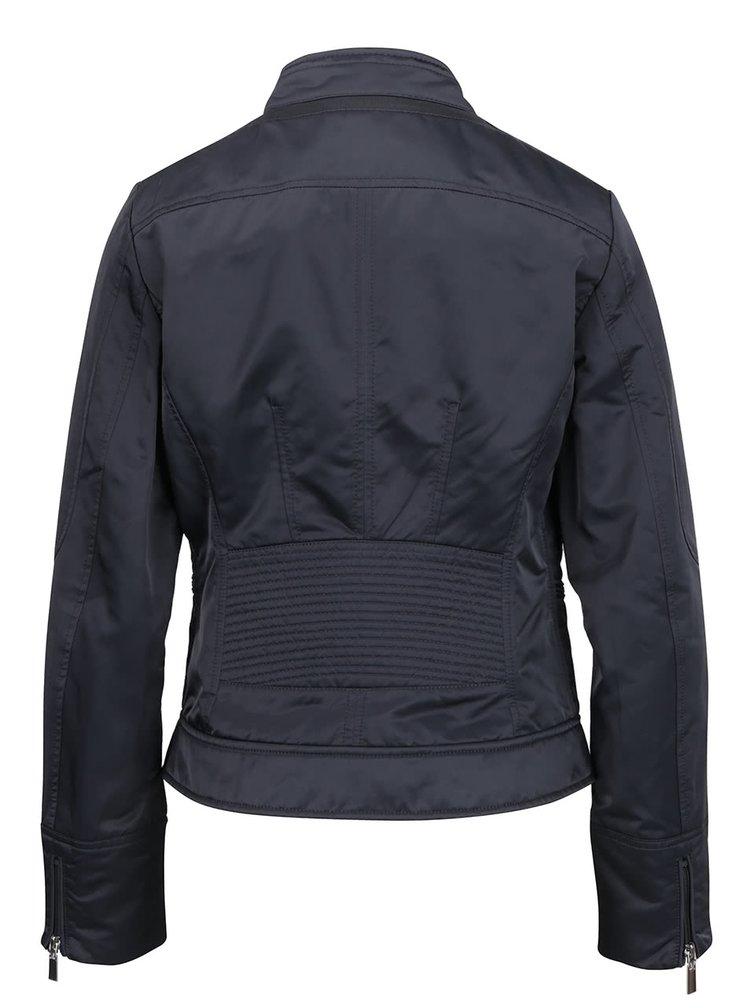 Tmavě modrá dámská bunda Geox
