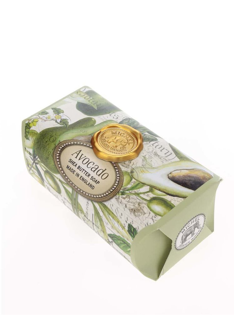 Hydratační mýdlo s vůní avokáda Michel Design Works