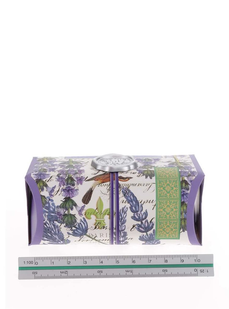 Hydratační mýdlo s vůní levandule a rozmarýnu Michel Design Works