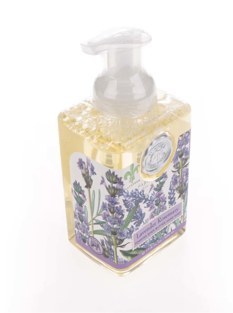 Tekuté mýdlo na ruce s vůní levandule a rozmarýnu Michel Design Works