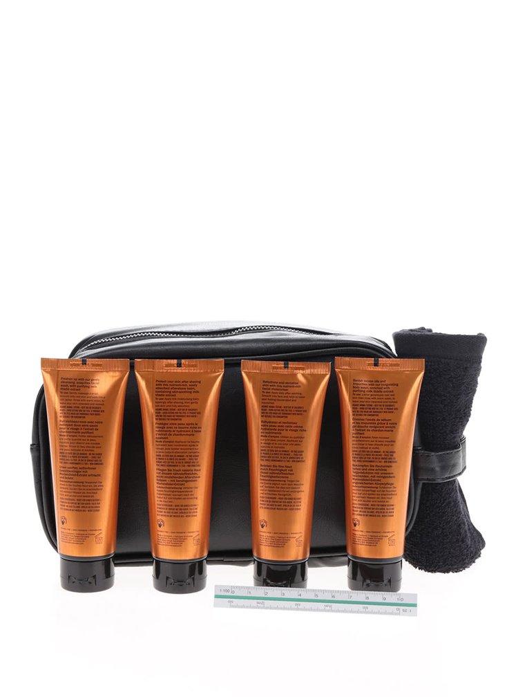 Cestovní set pánské kosmetiky The Scottish Fine Soaps