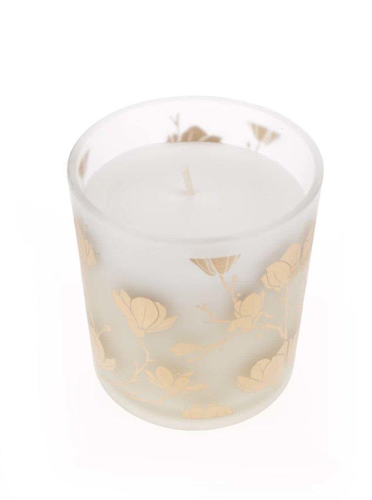 Vonná svíčka ve skle s vůní magnólie Michel Design Works