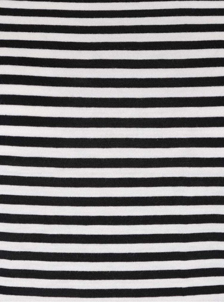 Bluza in dungi alb negru VERO MODA Marley