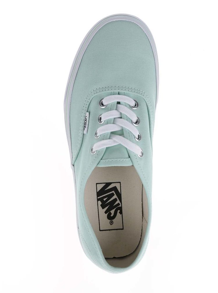 Tenisi verde menta VANS Authentic