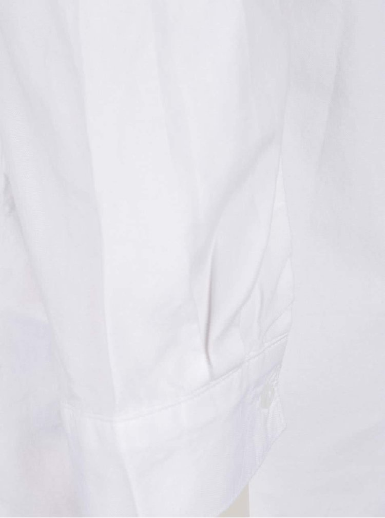 Bílá halenka s odhalenými rameny ONLY Drew