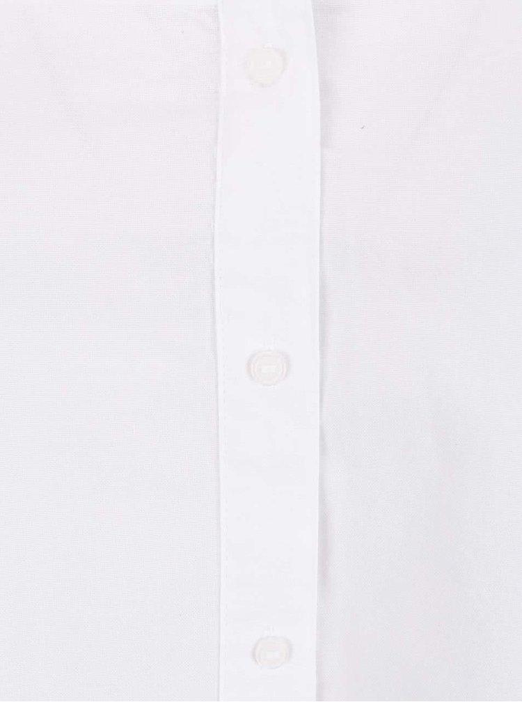 Biela blúzka s odhalenými ramenami ONLY Drew