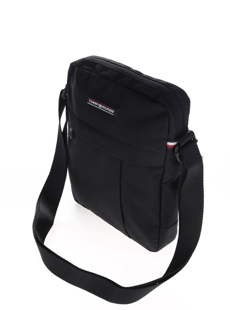Černá pánská crossbody taška Tommy Hilfiger