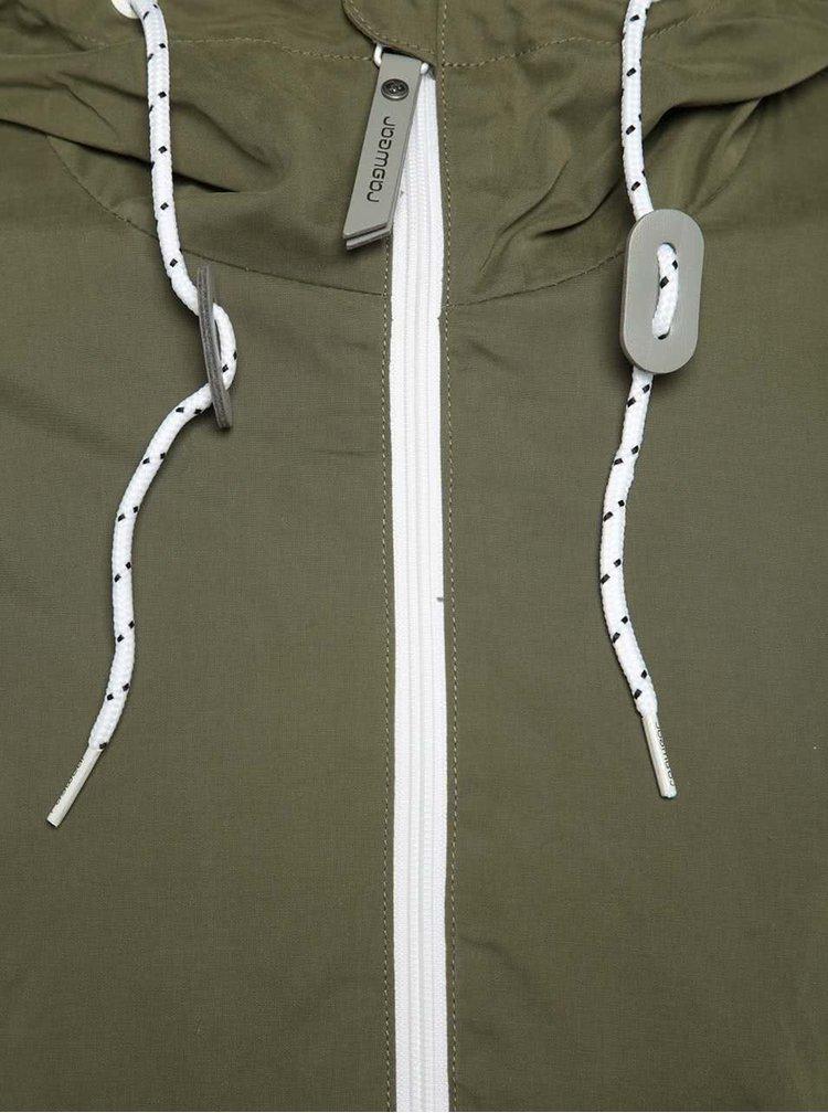 Tmavě zelená pánská bunda Ragwear