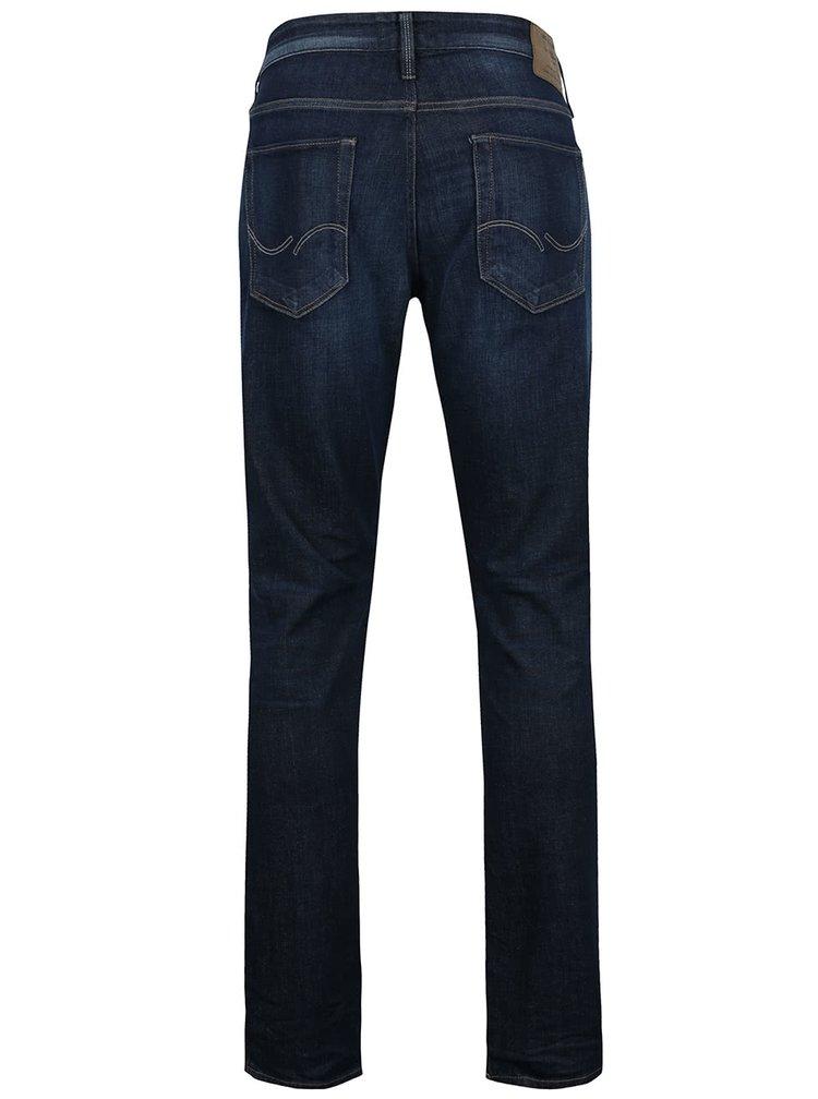 Tmavě modré džíny Jack & Jones Clark Icon