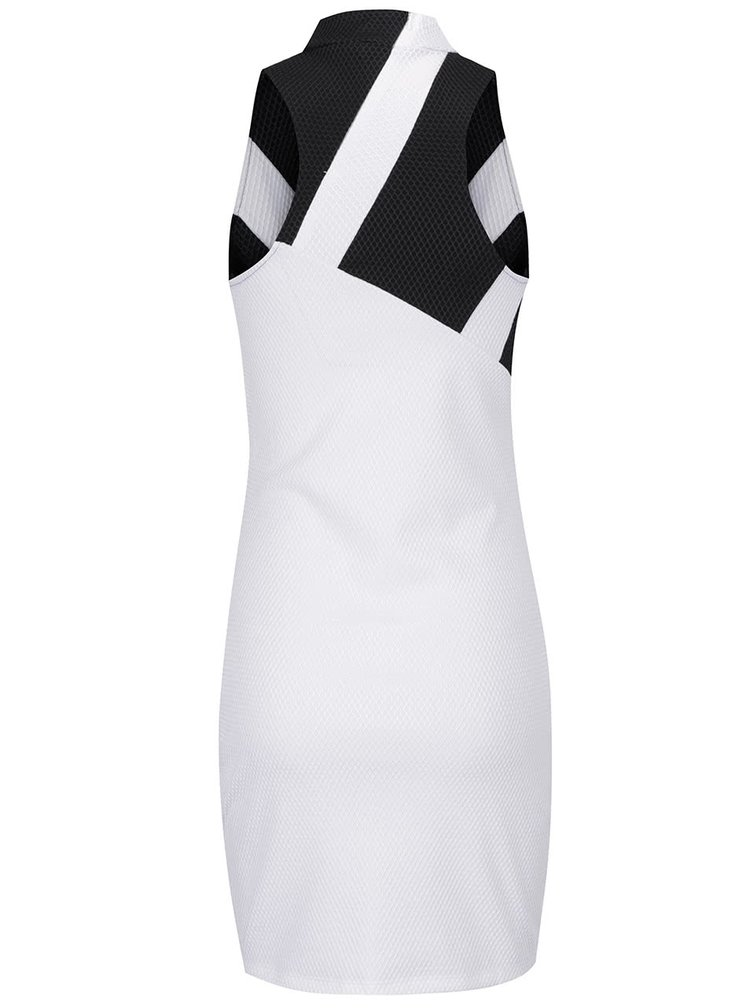 Rochie alb&negru adidas Originals