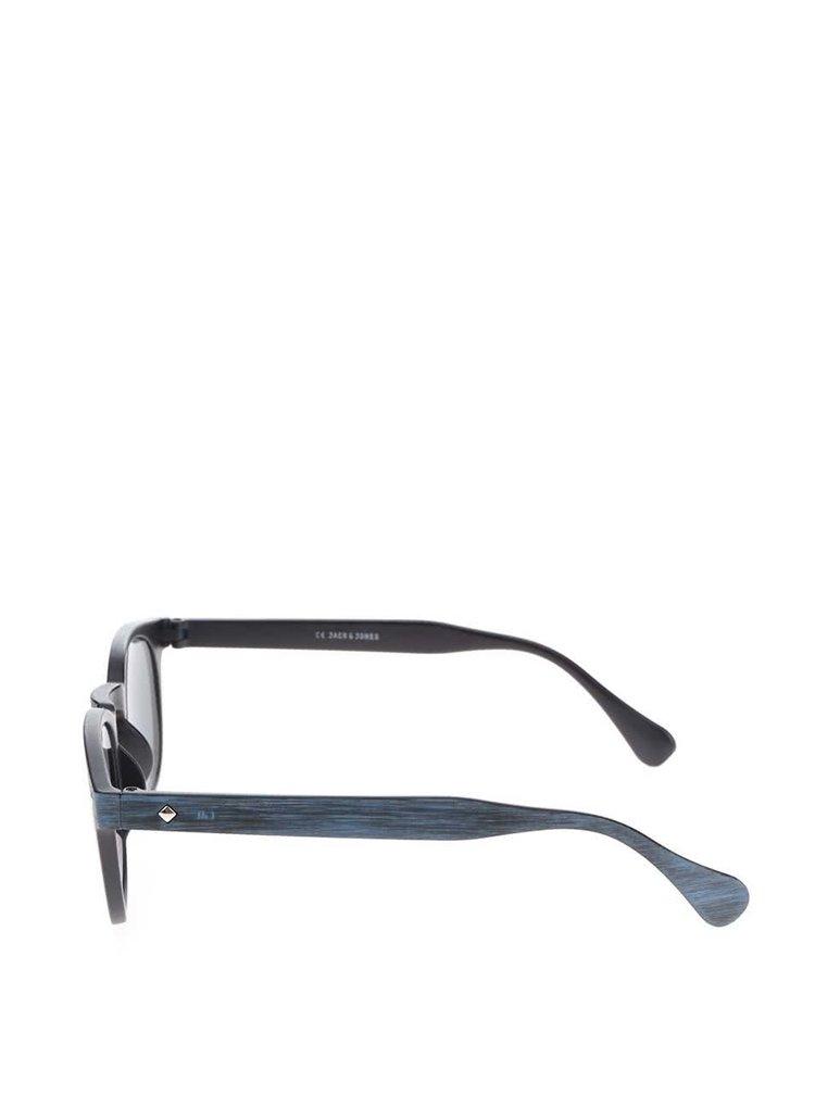 Tmavě modré sluneční brýle Jack & Jones Chris