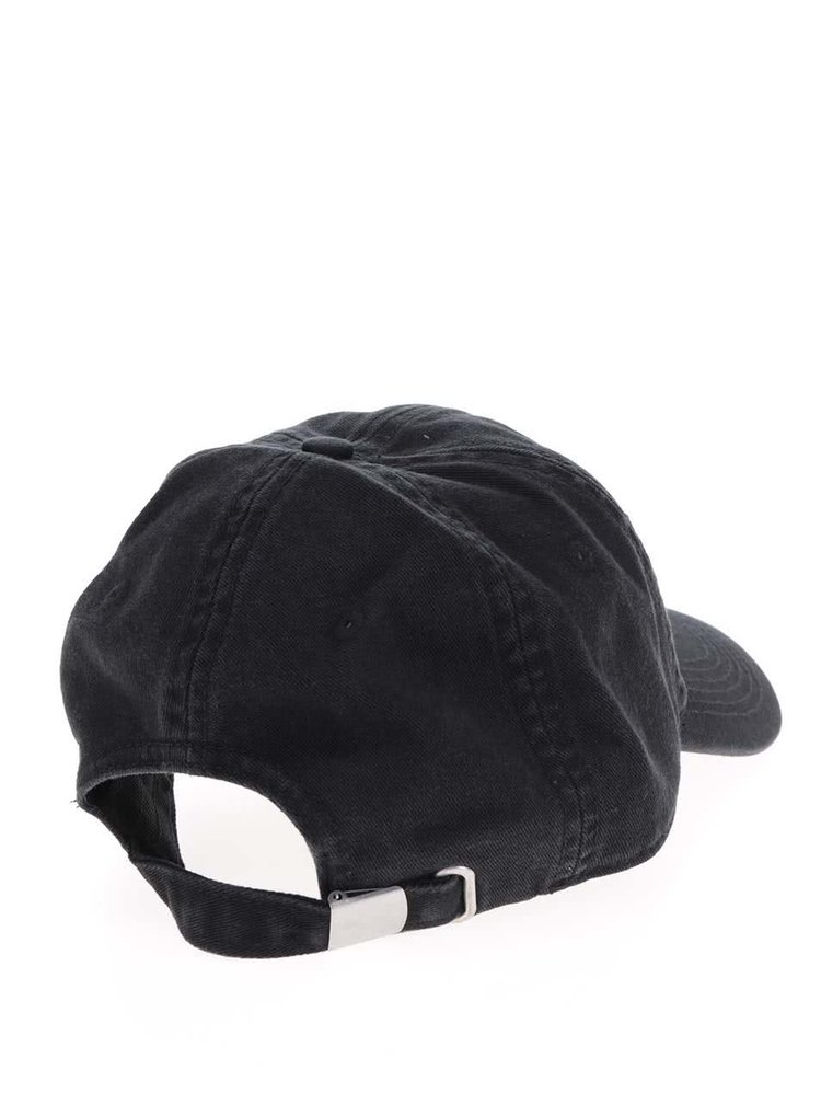 Șapcă neagră Jack & Jones Pop din bumbac