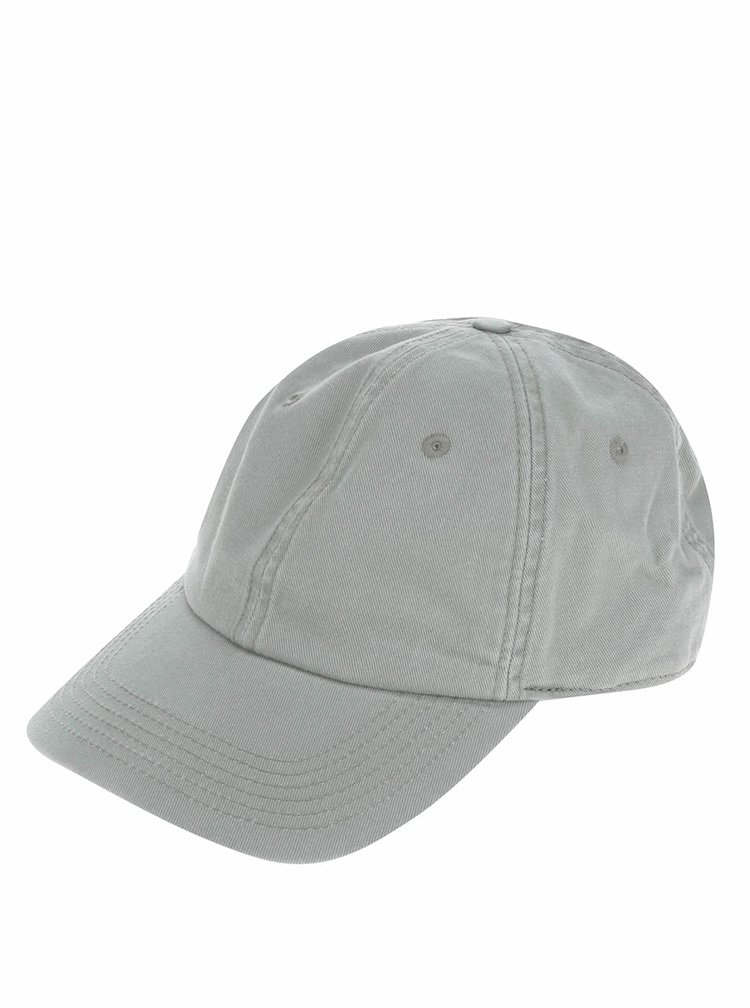Șapcă verde Jack & Jones Pop din bumbac