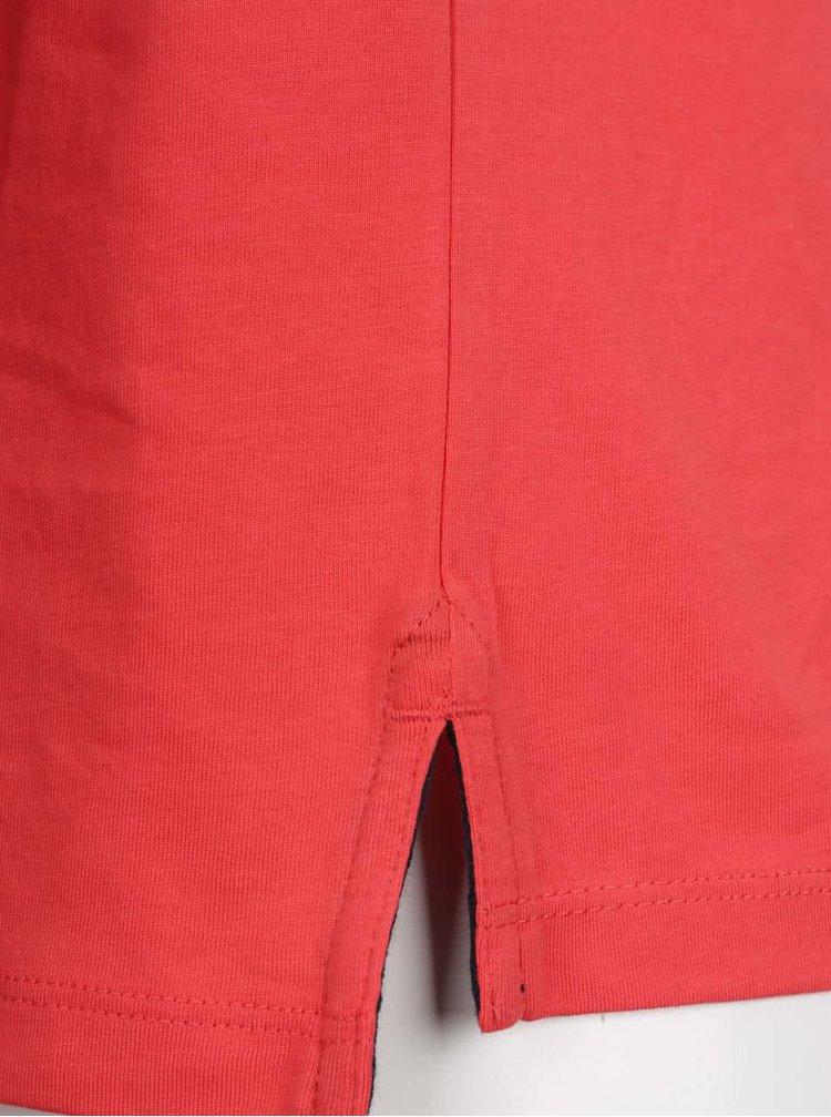 Červené triko s potiskem Jack & Jones Tate