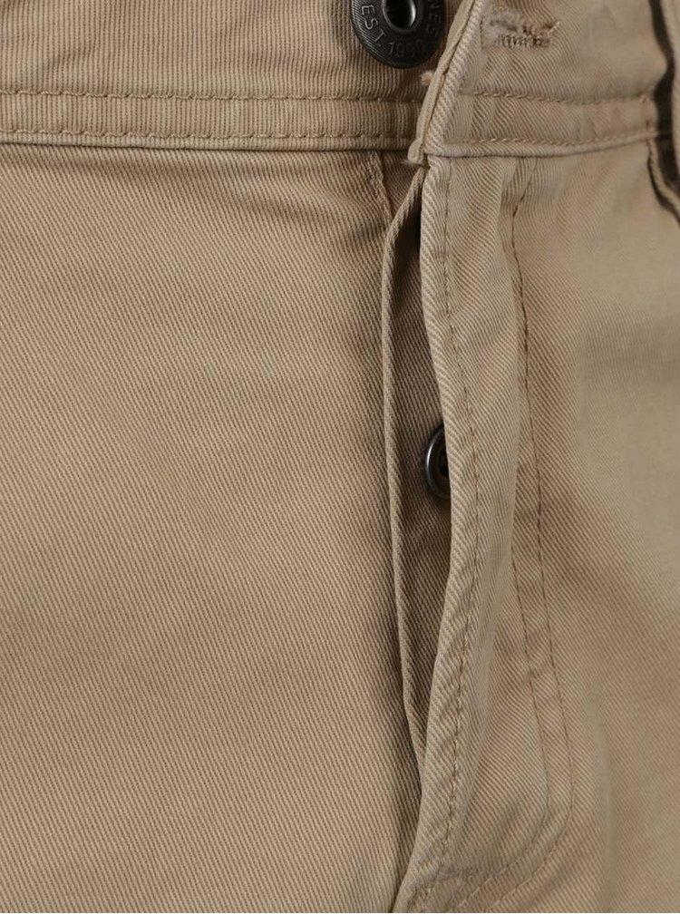 Pantaloni scurți bej Jack & Jones Rick