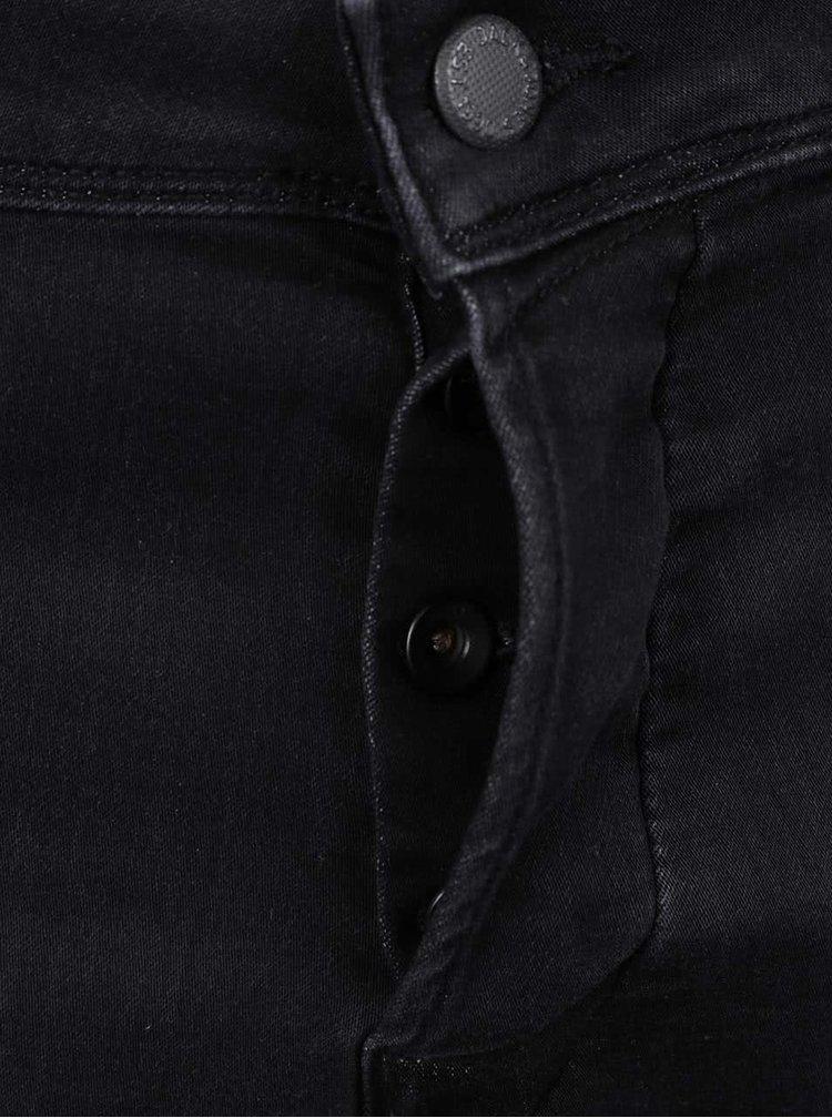 Černé slim fit džíny Jack & Jones Glenn