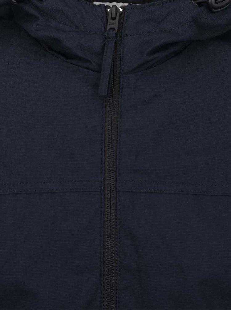 Modrá lehká bunda Jack & Jones Safe