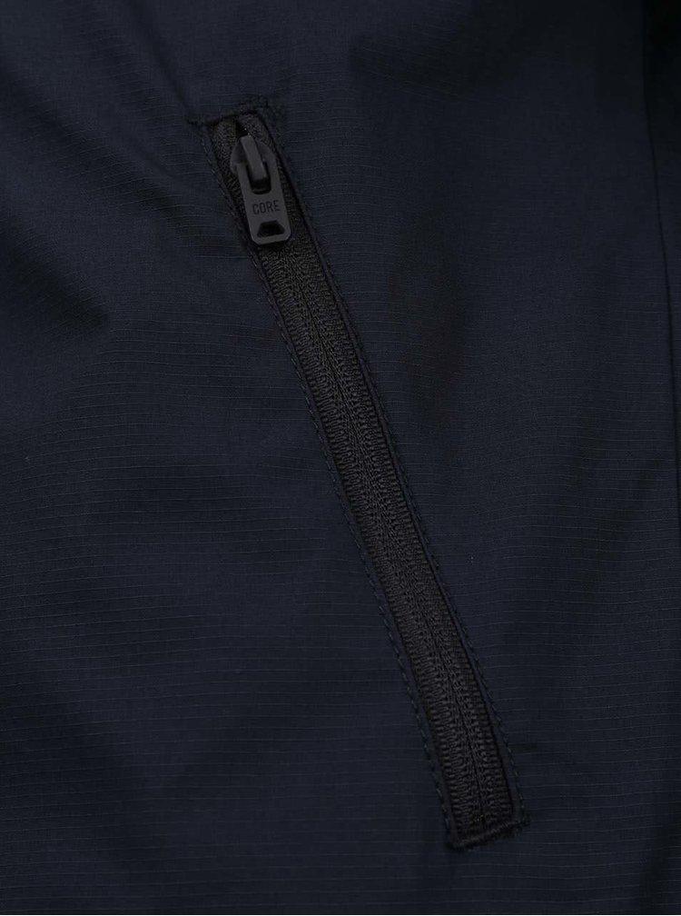 Jacheta albastra Jack & Jones Safe cu gluga
