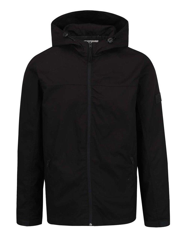 Černá lehká bunda Jack & Jones Safe