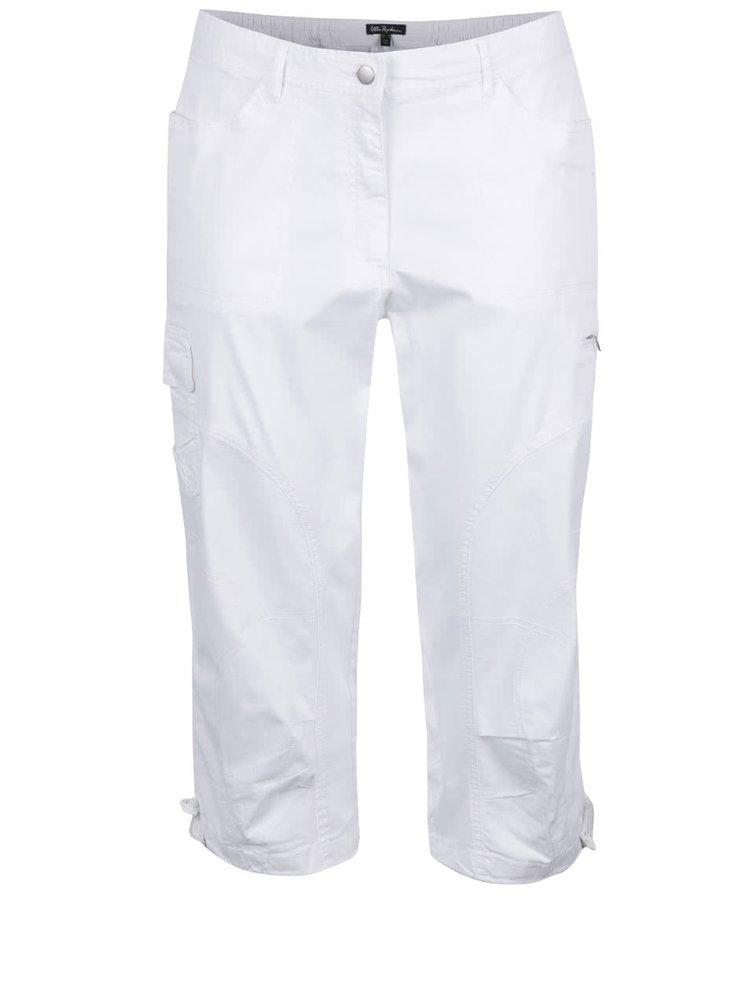 Pantaloni cargo crop albi Ulla Popken