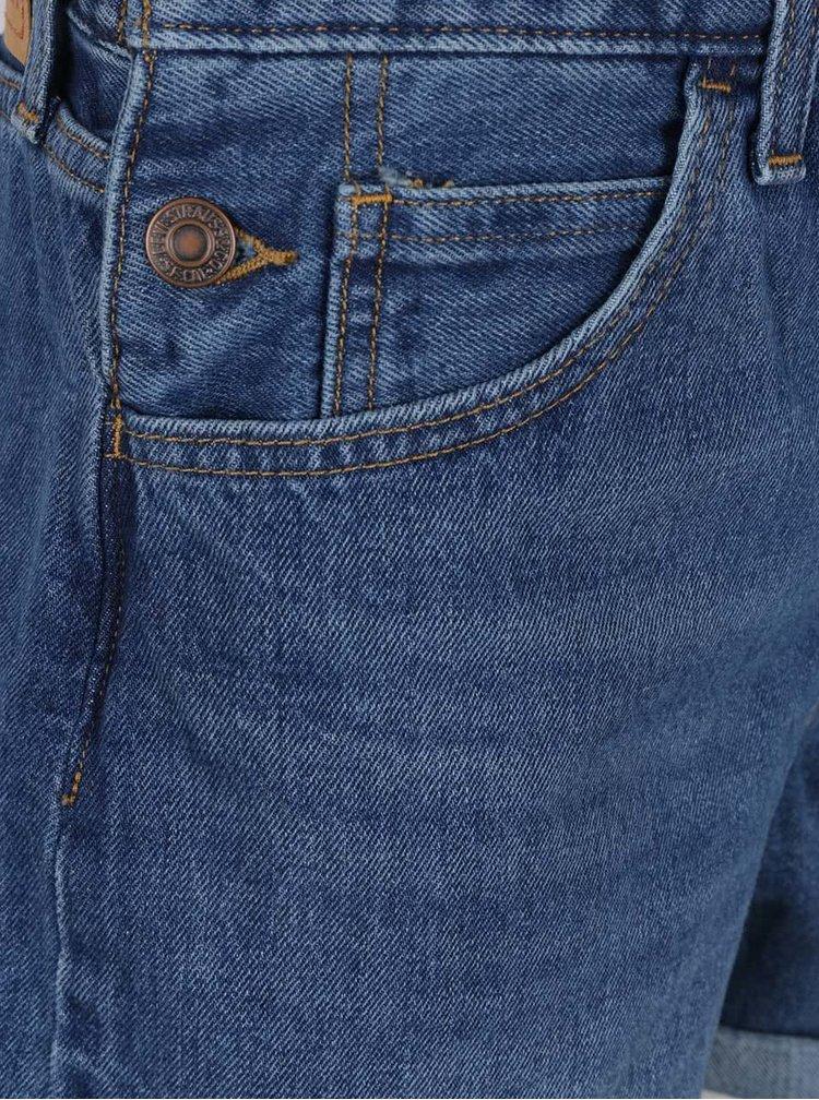 Tmavomodré rifľové nohavice s trakmi Levi's®
